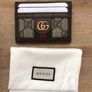 138ef6b18eeb Gucci Bags | Ophidia Card Case | Poshmark